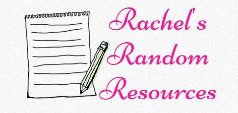 Rachels Random Resources