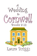 A Wedding in Cornwall - Anthology A Wedding in Cornwall 7-12 Cover