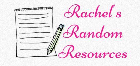 Rachels Random Resources